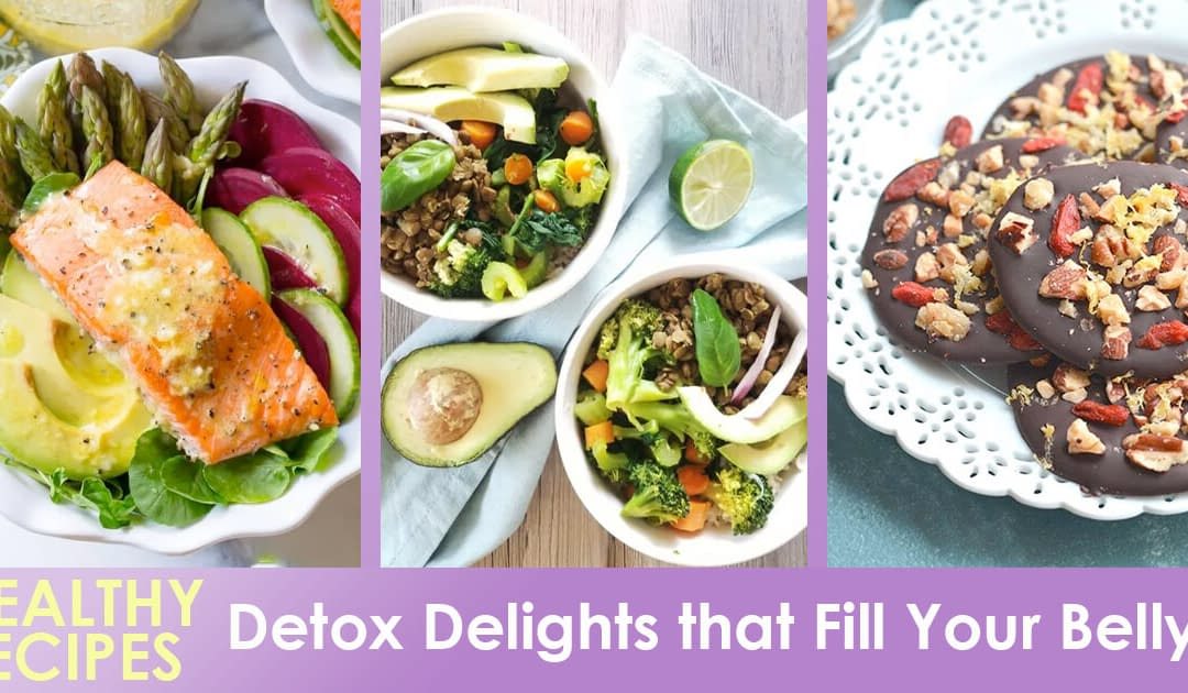 Detox Dinners that Fill Your Belly
