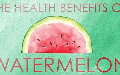 Beat the Heat I: The Health Benefits of Watermelon
