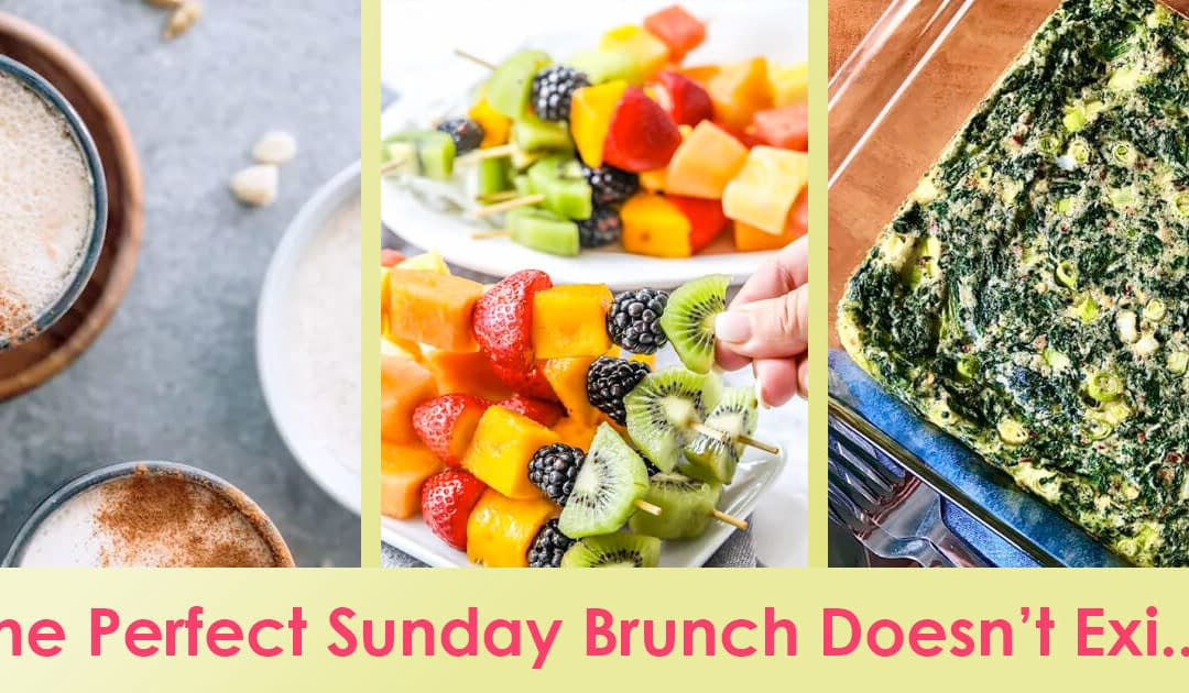 Treat Your Family to the Perfect Sunday Brunch